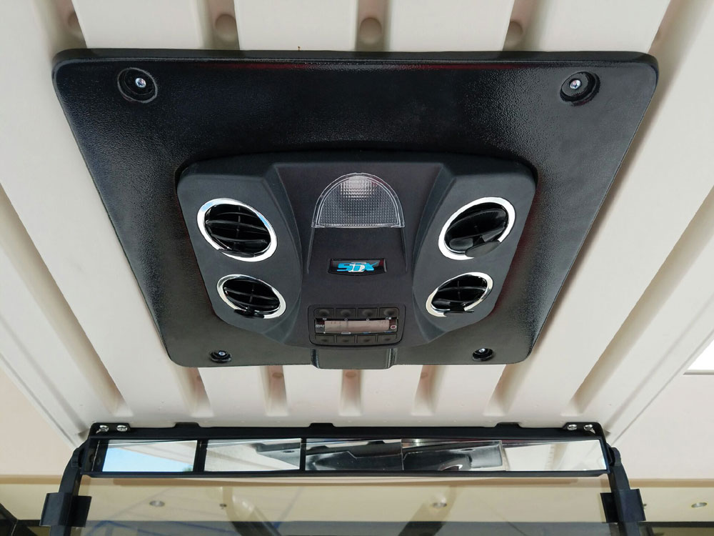 Fresair Golf Cart Air Conditioner