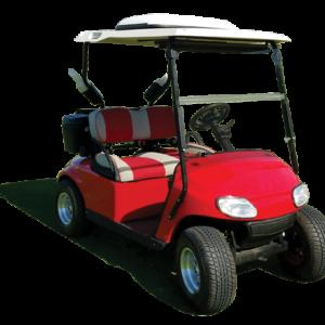 Golf Cart AC Exterior