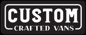Custom Crafted Vans Logo