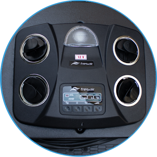 Fresair Control Panel