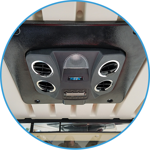 Golf Cart Air Conditioner
