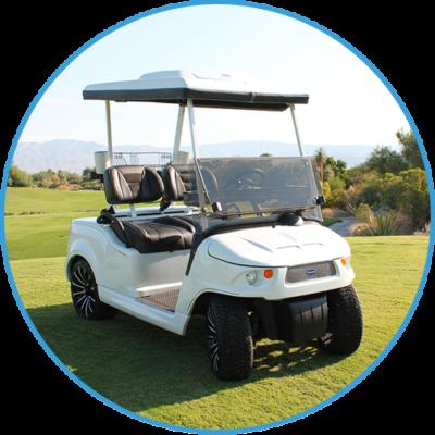S6 Golf Cart Air Conditioner